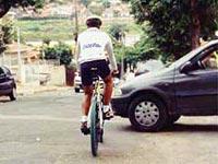 Armadilhas do trânsito para ciclistas