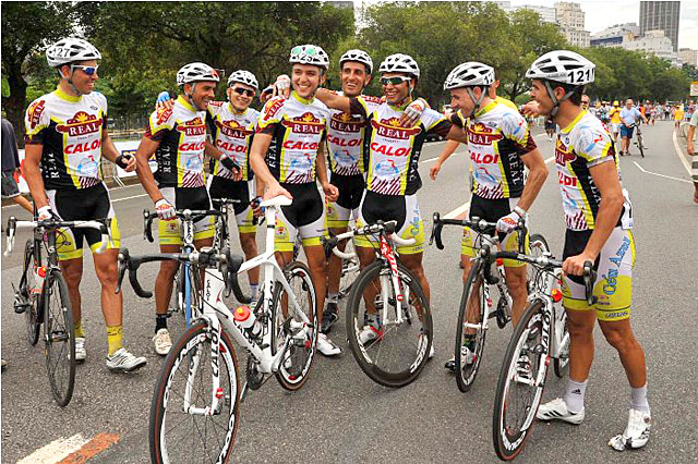 Real Cycling Team 2012