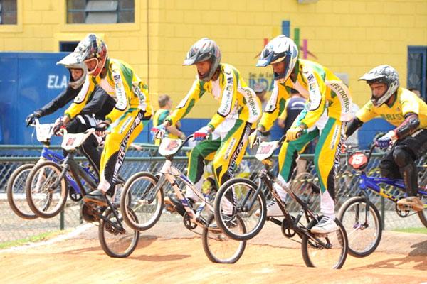 Equipe Petrobras/Paulínia de BMX 2012