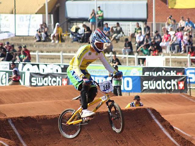 Renato Rezende - Bicicross Américas 2012