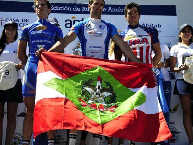 Pódio final - Rutas de América 2012