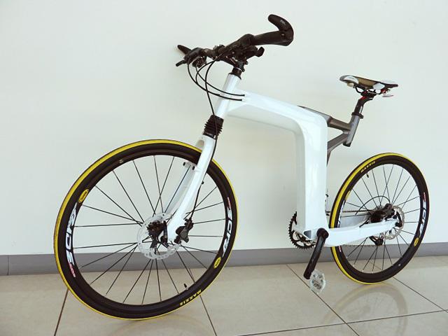 Velocity, a e-bike que se transforma numa bicicleta convencional