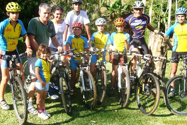 Equipe Lar Nossa Senhora 2009