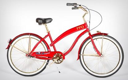 Força de elite britânica ajuda a criar bicicleta fashion