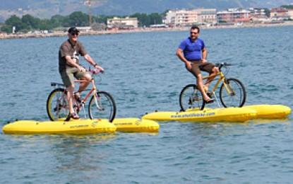 Shuttle Bike faz qualquer bicicleta navegar