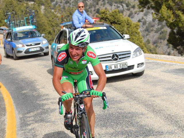 Estrada Ivaïlo Gabrovski  - etapa 3