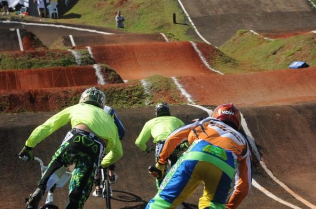 Copa Regional de BMX 2012