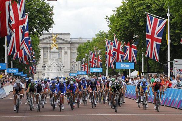 Jogos Olímpicos de Londres abre com prova de ciclismo de estrada masculino