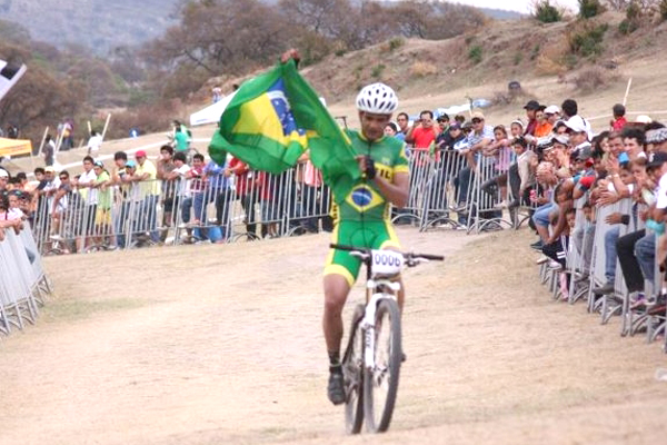 Rubens Donizete defende o mountain bike em Londres