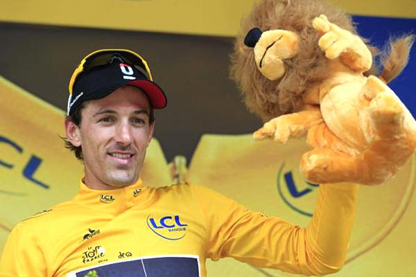 Fabian Cancellara liderou Tour de France 2012 por uma semana