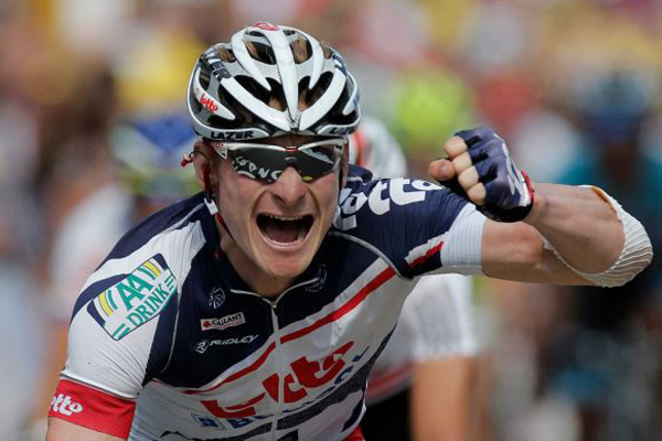 Andre Greipel vence 13ª etapa do Tour de France 2012