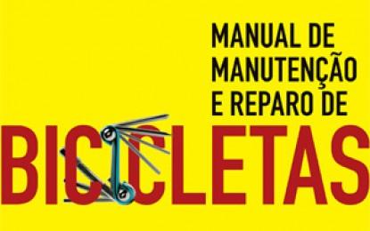 Livro sobre manutenção de bicicletas ganha versão em português