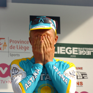 Vinokourov teria comprado vitória após cumprir suspensão por doping