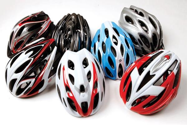 Capacete: equipamento garante pedalada segura