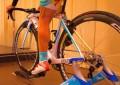 Confira galeria de imagens de bike fit da equipe Astana