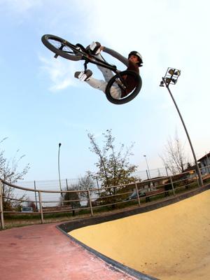 Bikemagazine – Red Dragon BMX Park, em Itajaí, recebe ...
