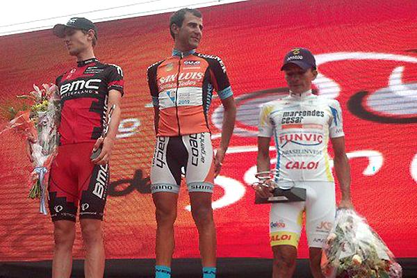 Tour de San Luis 2013 – Resultado Final.