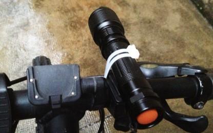 Aprenda a fazer um farol a partir de uma lanterna tática
