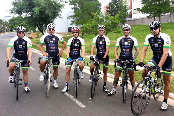 Campinas ganha nova equipe de ciclismo