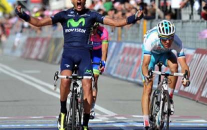 Melhores momentos da 16ª etapa do Giro D'Itália 2013