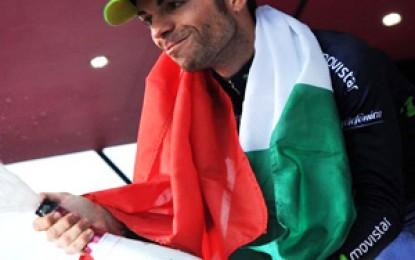 Giovanni Visconti dá mais um show e vence a 17ª etapa do Giro D'Itália