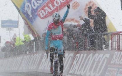 Vincenzo Nibali vence no épico Tre Cime di Lavaredo