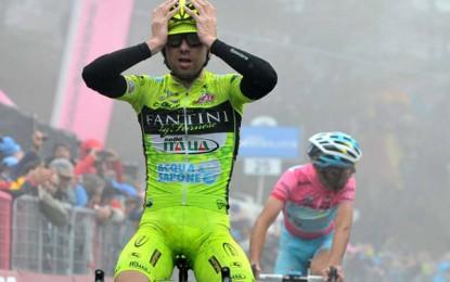 Mauro Santambrogio cai em antidoping no Giro D'Itália