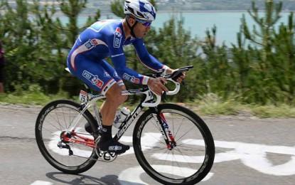 Equipe FDJ confirma Murilo Fischer na disputa do Giro D'Itália