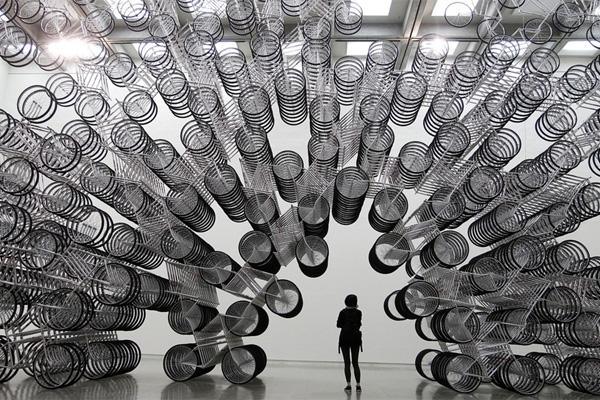 Instalação de Ai Wei Wei