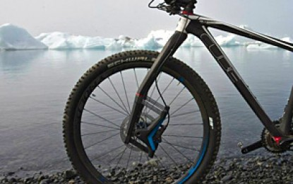 3ca0b9556 Empresa da Islândia inova com garfo 29er de apenas 980g