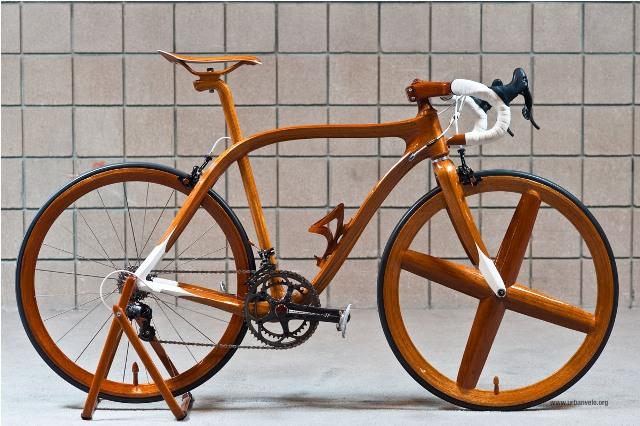 0f4a8f150 PEDAL MOSSORÓ  Conheça as maravilhosas bikes de madeira de Sueshiro Sano