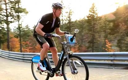Ciclista aluga bike em Londres, escala o Ventoux e volta antes do prazo de 24 horas