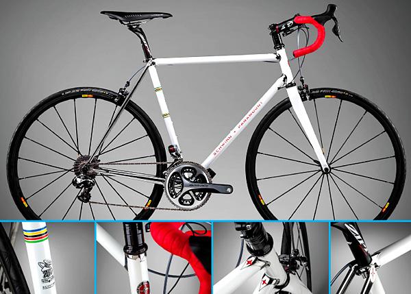 Bikes sob medida - Schwinn Paramount