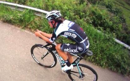 Rigoberto Urán treina para o Giro D'Itália nas alturas da Colômbia