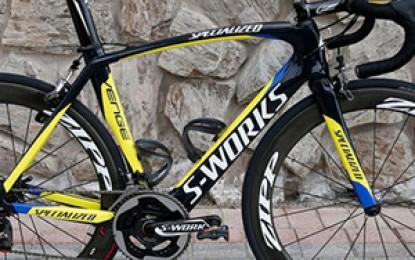 Conheça as bikes da equipe Tinkoff-Saxo para a temporada 2014