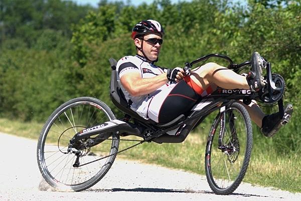 Bikers podem ser equipadas com pneus largos de MTB