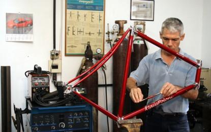 No mundo dos framebuilders: como nascem as bikes sob medida