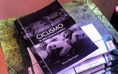 """Brunno Elias lança o livro  """"Ciclismo: Do Atleta Iniciante ao Competitivo"""""""