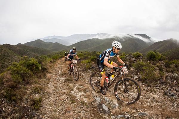 Abraão Azevedo e o holandês Bart Brentjens Foto: Sam Clark/Sportzpics
