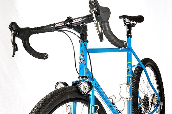 Melhor construtor novato: Harvey Cycles