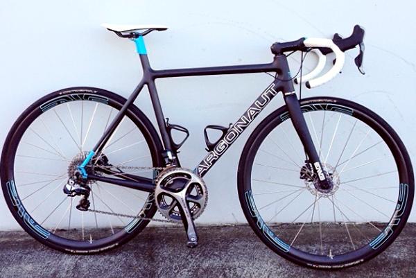 Melhor bike de carbono: Argonaut Cycles