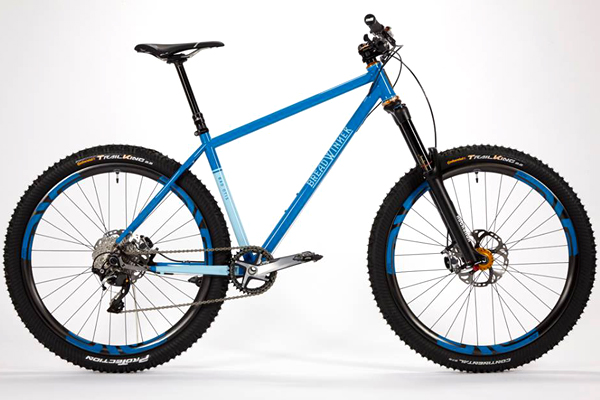Melhor mountain bike: Breadwinner Cycles