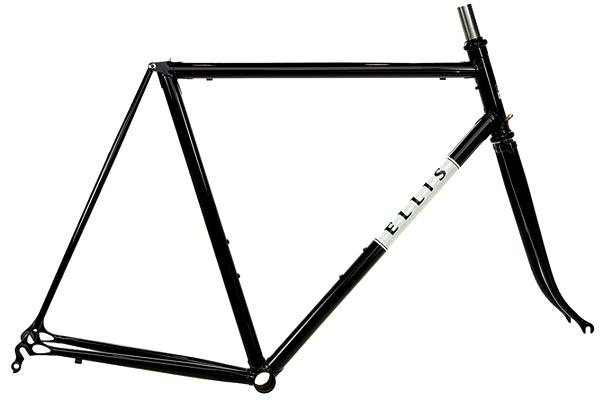 Melhor quadro filetado Frame: Ellis Cycles