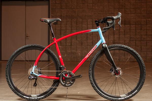 Melhor ciclocross: Retrotec & Inglis Cycles
