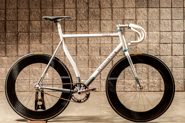 Melhor bike de pista: Six-Eleven Bicycle Co.