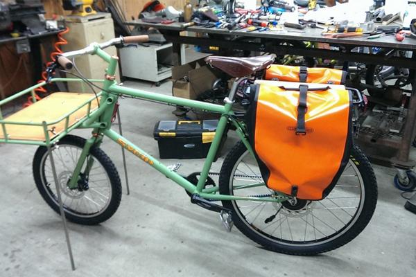 Melhor bike temática: SyCip Bicycles