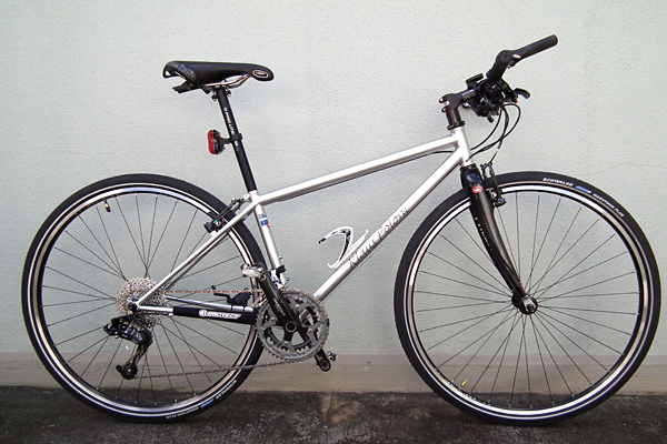 Klaus Poloni - Bikes Artesanais - Sob Medida