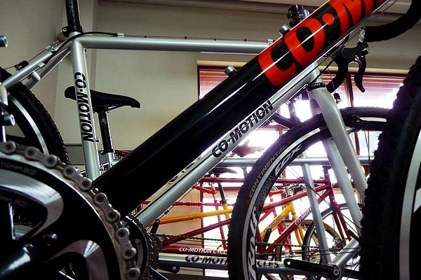 Bikes artesanais feitas sob medida - Feira NAHBS