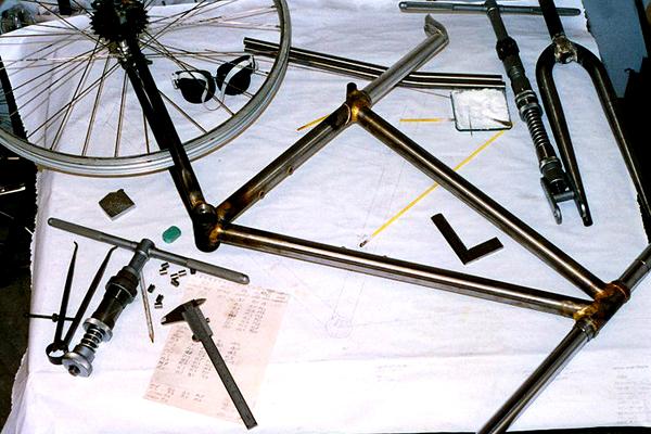 Klaus Poloni - Bikes Artesanais sob medida