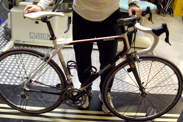 Bikes artesanais sob medida - Igor Miyamura